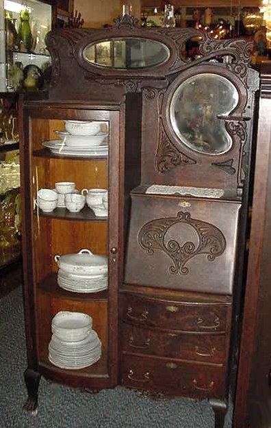 Antique Oak Amp Walnut Furniture